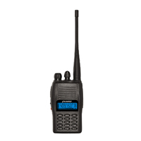 Носимые радиостанции VHF и UHF